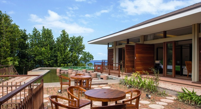 LE RELAX LUXURY LODGE - La Digue