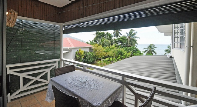 ANSE NORWA SELF CATERING - Mahé