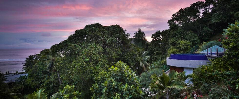 Villas de jardin self catering seychelles european for Villa jardin seychelles